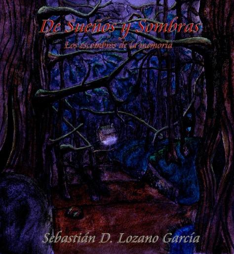 De sueños y sombras (Portada)